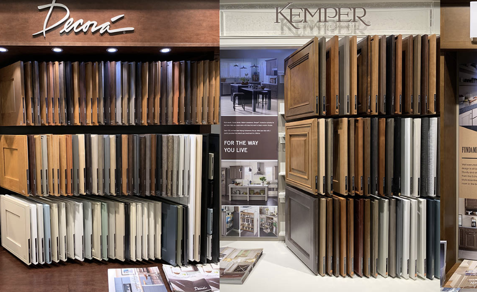 Masters Kitchen & Bath, Cabinets, Cabinet installation, home improvement, Kemper, Decora - image